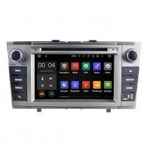 Навигация / Мултимедия с Android 8.0 или 7.1 за Toyota Avensis  - DD-5585