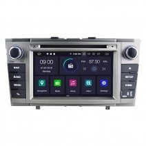 Навигация / Мултимедия с Android 9.0 Pie за Toyota Avensis  - DD-5585