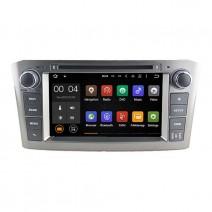 Навигация / Мултимедия с Android 6.0 или 7.1 за Toyota Avensis  - DD-5587