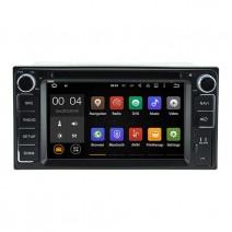 Навигация / Мултимедия с Android 8.0 или 7.1 за Toyota Corolla, Hilux, RAV4 и други  - DD-5715