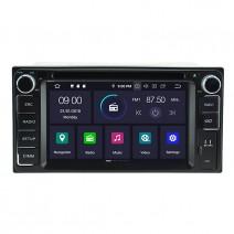 Навигация / Мултимедия с Android 9.0 за Toyota Corolla, Hilux, RAV4 и други  - DD-5715