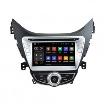 Навигация / Мултимедия с Android 8.0 или 7.1 за Hyundai Elantra  - DD-5718