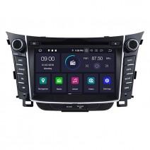 Навигация / Мултимедия с Android 10 за Hyundai I30  - DD-5724
