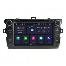 Навигация / Мултимедия с Android 9.0 за Toyota Corolla  - DD-5749