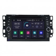 Навигация / Мултимедия с Android 9.0 за Chevrolet Captiva, Epica и други  - DD-5750