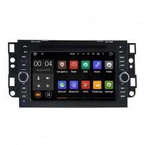 Навигация / Мултимедия с Android 8.0 или 8.1 за Chevrolet Captiva, Epica и други  - DD-5750