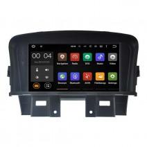 Навигация / Мултимедия с Android 8.0 или 7.1 за Chevrolet Cruze, Lacetti II  - DD-5751