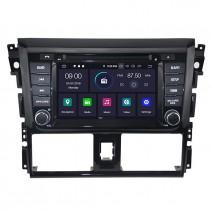 Навигация / Мултимедия с Android 10 за Toyota Yaris  - DD-5752