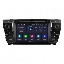 Навигация / Мултимедия с Android 9.0 за Toyota Corolla - DD-5781