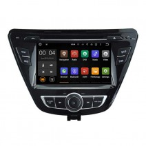 Навигация / Мултимедия с Android 8.0 или 8.1 за Hyundai Elantra - DD-5783