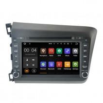 Навигация / Мултимедия с Android 8.0 или 7.1 за Honda Civic - DD-5728