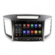 Навигация / Мултимедия с Android 8.0 или 8.1 за Hyundai IX25  - DD-5584