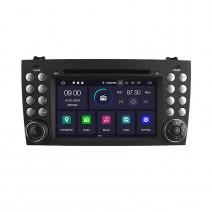 Навигация / Мултимедия с Android 10 за Mercedes SLK - DD-5576