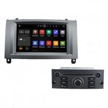 Навигация / Мултимедия с Android 8.0 или 8.1 за Peugeot 407 - DD-5588