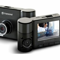Видеорегистратор с две камери Transcend DrivePro 520 GPS WIFI