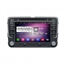 Навигация / Мултимедия с Android 9.0 Pie за VW Golf, Passat, Tiguan, Touran, EOS, Caddy, Jetta и други - DD-M583