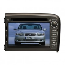 OEM Multimedia Double Din / Двоен дин DVD GPS TV за Volvo S80 1998-2006 - DD-V080
