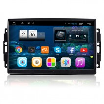 Навигация / Мултимедия / Таблет с Android 10 и Голям Екран за Chrysler 300C, Jeep Grand Cherokee и други  - DD-8713