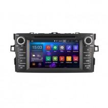 Навигация / Мултимедия с Android 6.0 или 7.1 за Toyota Auris - DD-5730