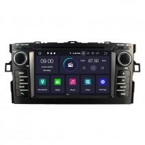 Навигация / Мултимедия с Android 9.0 Pie за Toyota Auris - DD-5730