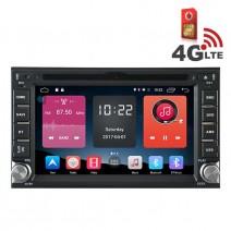 Навигация / Мултимедия с Android 6.0 или 10 и 4G/LTE за Nissan Qashqai, X-Trail и други DD-K7900