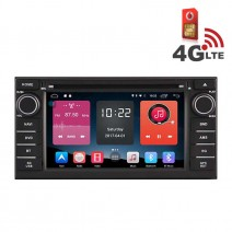 Навигация / Мултимедия с Android 6.0 или 10 и 4G/LTE за Nissan Almera, Juke DD-K7906