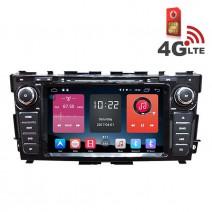 Навигация / Мултимедия с Android 6.0 или 10 и 4G/LTE за Nissan Teana DD-K7907