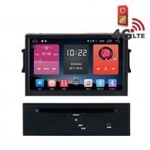 Навигация / Мултимедия с Android 6.0 и 4G/LTE за Nissan Teana DD-K7912