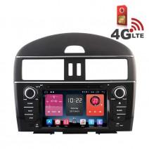 Навигация / Мултимедия с Android 6.0 или 10 и 4G/LTE за Nissan Tiida DD-K7905