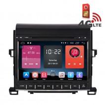 Навигация / Мултимедия с Android 6.0 или 10 и 4G/LTE за Toyota Alphard DD-K7115