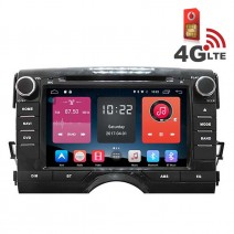 Навигация / Мултимедия с Android 6.0 или 10 и 4G/LTE за Toyota Reiz DD-K7114