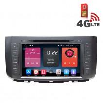 Навигация / Мултимедия с Android 6.0 или 10 и 4G/LTE за Toyota Perodua Alza DD-K7139