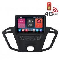 Навигация / Мултимедия с Android 6.0 или 10 и 4G/LTE за Ford Tourneo DD-K7456