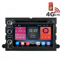 Навигация / Мултимедия с Android 6.0 или 10 и 4G/LTE за Ford F150 DD-K7496
