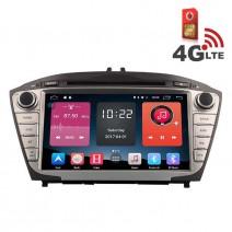 Навигация / Мултимедия с Android 6.0 или 10 и 4G/LTE за Hyundai IX35, Tucson DD-K7270