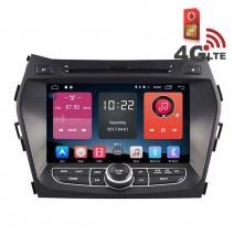 Навигация / Мултимедия с Android 6.0 и 4G/LTE за Hyundai IX45, Santa Fe DD-K7266