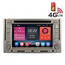 Навигация / Мултимедия с Android 6.0 или 10 и 4G/LTE за Hyundai H1 DD-K7253
