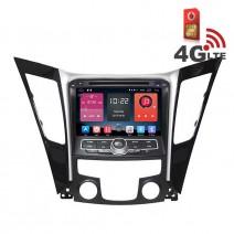 Навигация / Мултимедия с Android 6.0 и 4G/LTE за Hyundai Sonata DD-K7260