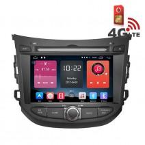 Навигация / Мултимедия с Android 6.0 и 4G/LTE за Hyundai HB20 DD-K7262