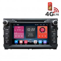 Навигация / Мултимедия с Android 6.0 и 4G/LTE за Hyundai Mistra DD-K7254