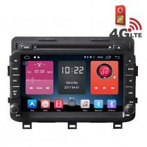 Навигация / Мултимедия с Android 6.0 и 4G/LTE за Kia K5 2013 DD-K7587