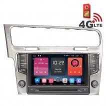 Навигация / Мултимедия с Android 6.0 или 10 и 4G/LTE за VW Golf7 DD-K7243