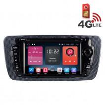 Навигация / Мултимедия с Android 6.0 или 10 и 4G/LTE за Seat Ibiza DD-K7790