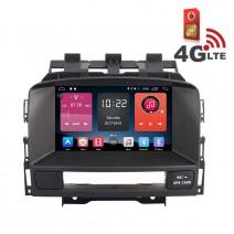 Навигация / Мултимедия с Android 6.0 или 10 и 4G/LTE за Opel Astra J DD-K7974