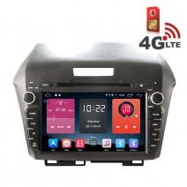 Навигация / Мултимедия с Android 6.0 или 10 и 4G/LTE за Honda Jade DD-K7311