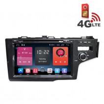 Навигация / Мултимедия с Android 6.0 или 10 и 4G/LTE за Honda Fit 2014 DD-K7319