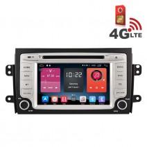 Навигация / Мултимедия с Android 6.0 или 10 и 4G/LTE за Suzuki SX4 DD-K7657