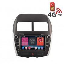 Навигация / Мултимедия с Android 6.0 или 10 и 4G/LTE за Mitsubihi ASX DD-K7843