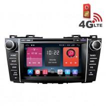 Навигация / Мултимедия с Android 6.0 или 10 и 4G/LTE за Mazda 5 DD-K7625
