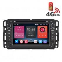 Навигация / Мултимедия с Android 6.0 или 10 и 4G/LTE за GMC DD-K7972